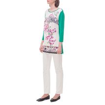 Туника женская  Цвет:зеленый Артикул:0580017 2
