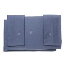 Комплект постельного белья 4 предмета  Цвет:синий Артикул:1062318 1