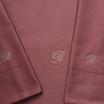 Комплект постельного белья 4 предмета  Цвет:бордовый Артикул:1062319 2