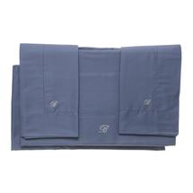 Комплект постельного белья 4 предмета  Цвет:синий Артикул:1062320 1