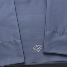 Комплект постельного белья 4 предмета  Цвет:синий Артикул:1062320 2