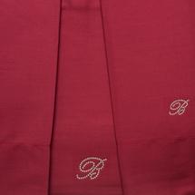 Комплект постельного белья 4 предмета  Цвет:бордовый Артикул:1062321 2