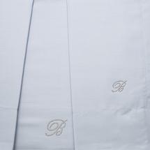 Комплект постельного белья 4 предмета  Цвет:голубой Артикул:1062321 2