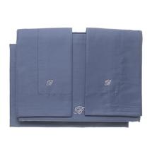 Комплект постельного белья 4 предмета  Цвет:синий Артикул:1062321 1