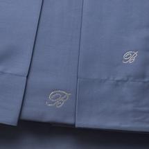 Комплект постельного белья 4 предмета  Цвет:синий Артикул:1062321 2