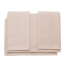 Комплект постельного белья 4 предмета  Цвет:бежевый Артикул:1062323 1
