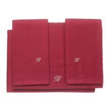 Комплект постельного белья 4 предмета  Цвет:бордовый Артикул:1062323 1