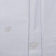 Комплект постельного белья 4 предмета  Цвет:голубой Артикул:1062323 2