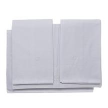 Комплект постельного белья 4 предмета  Цвет:голубой Артикул:1062323 1
