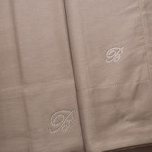 Комплект постельного белья 4 предмета  Цвет:коричневый Артикул:1062323 2