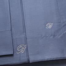 Комплект постельного белья 4 предмета  Цвет:синий Артикул:1062323 2