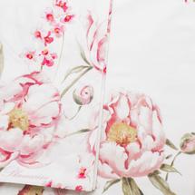 Комплект постельного белья 4 предмета  Цвет:розовый Артикул:1062325 2