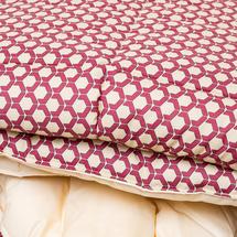 Одеяло - покрывало  Цвет:бежевый Артикул:1062385 2