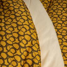 Одеяло - покрывало  Цвет:желтый Артикул:1062401 2