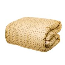 Одеяло - покрывало  Цвет:желтый Артикул:1062405 1