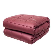 Одеяло - покрывало  Цвет:бордовый Артикул:1001780 1