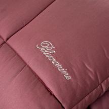 Одеяло - покрывало  Цвет:бордовый Артикул:1001780 2