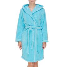 Халат женский  Цвет:голубой Артикул:1062419 1
