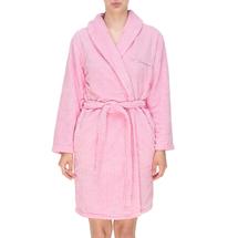 Халат женский  Цвет:розовый Артикул:1062422 1