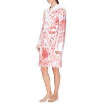 Халат женский  Цвет:коралловый Артикул:1062417 2