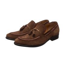 Лоферы мужские  Цвет:коричневый Артикул:0359861 1
