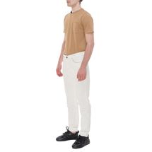 Джинсы мужские  Цвет:белый Артикул:0978466 2