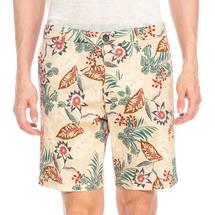 Шорты мужские  Цвет:бежевый Артикул:0978497 1
