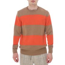 Джемпер мужской  Цвет:коричневый Артикул:0978640 1