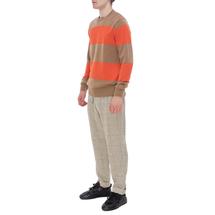 Джемпер мужской  Цвет:коричневый Артикул:0978640 2