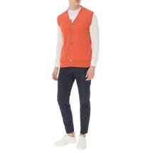 Жилет мужской  Цвет:оранжевый Артикул:0978597 2