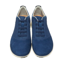 Кроссовки мужские  Цвет:синий Артикул:0359931 2