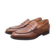 Лоферы мужские  Цвет:коричневый Артикул:0359899 1