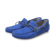 Мокасины мужские  Цвет:синий Артикул:0359890 1