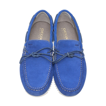 Мокасины мужские  Цвет:синий Артикул:0359890 2