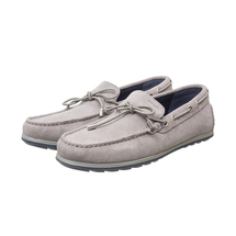Мокасины мужские  Цвет:серый Артикул:0359891 1