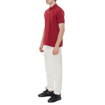 Поло мужское  Цвет:бордовый Артикул:0978566 2
