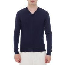 Пуловер мужской  Цвет:синий Артикул:0978584 1