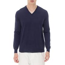 Пуловер мужской  Цвет:синий Артикул:0978585 1