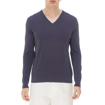 Пуловер мужской  Цвет:синий Артикул:0978586 1