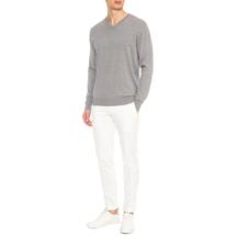 Пуловер мужской  Цвет:серый Артикул:0978589 2