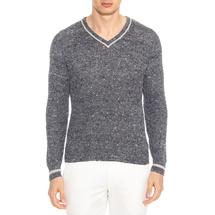 Пуловер мужской  Цвет:серый Артикул:0978592 1