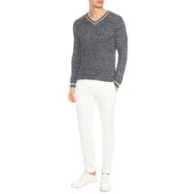 Пуловер мужской  Цвет:серый Артикул:0978592 2