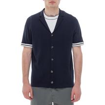 Рубашка мужская  Цвет:синий Артикул:0978582 1