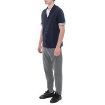 Рубашка мужская  Цвет:синий Артикул:0978582 2