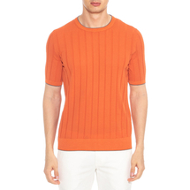 Футболка мужская  Цвет:оранжевый Артикул:0978617 1