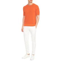 Футболка мужская  Цвет:оранжевый Артикул:0978617 2