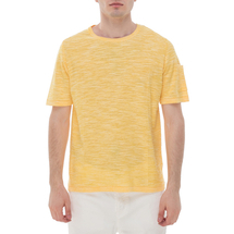 Футболка мужская  Цвет:желтый Артикул:0978619 1