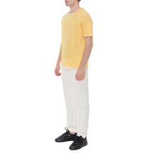 Футболка мужская  Цвет:желтый Артикул:0978619 2
