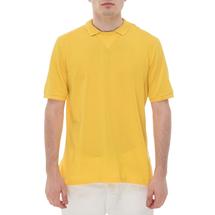 Футболка мужская  Цвет:желтый Артикул:0978654 1
