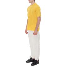 Футболка мужская  Цвет:желтый Артикул:0978654 2